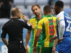 Wigan Athletic 1 West Brom 0 - Player ratings