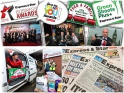 Express & Star: A proud history of making a difference
