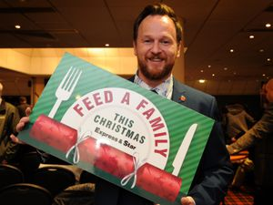 Will Farmer is backing the Feed A Family This Christmas appeal