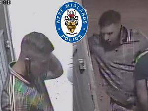 West Midlands Police have said they want to speak this man following the incident in Bilston (Image by West Midlands Police)