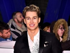 AJ Pritchard lets slip his Strictly Come Dancing partner
