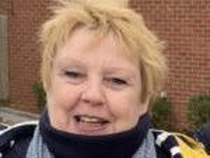 """Burntwood councillor Carolyn Gittings has taken on the """"30 miles in 30 days"""" challenge for Dementia UK."""