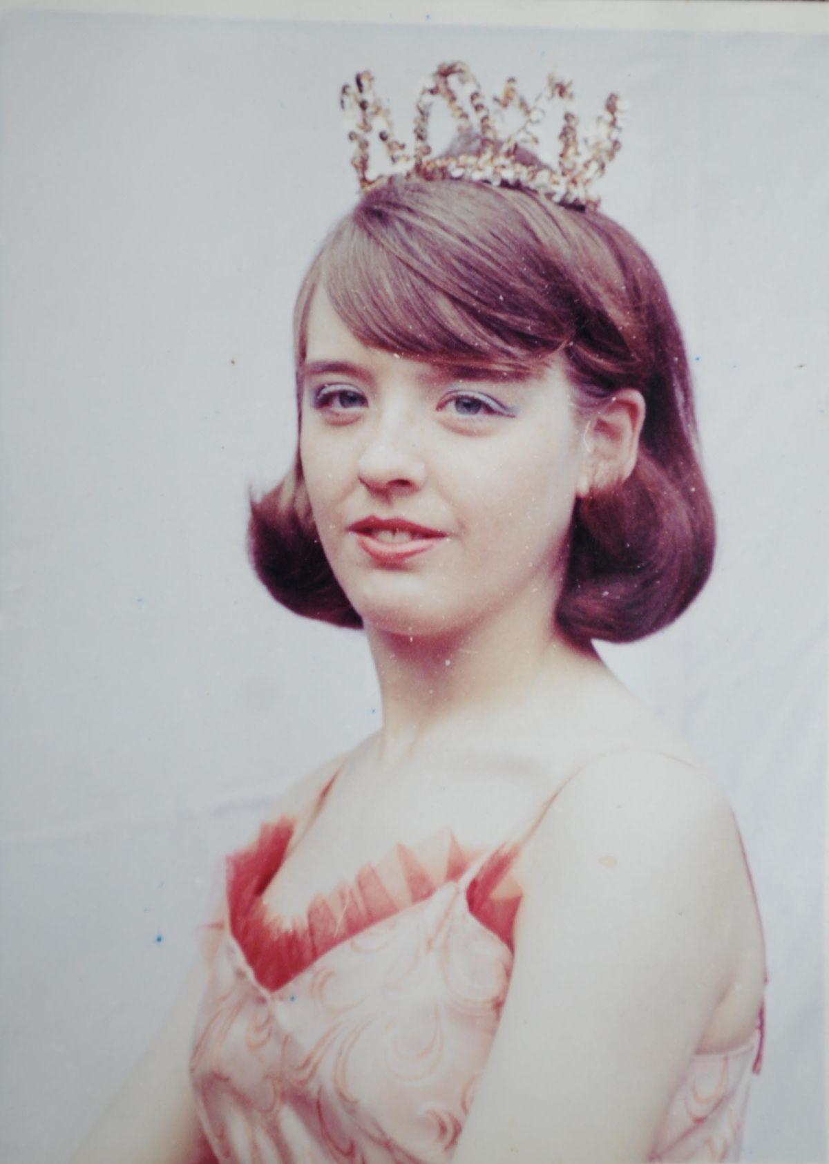 Denise aged 15