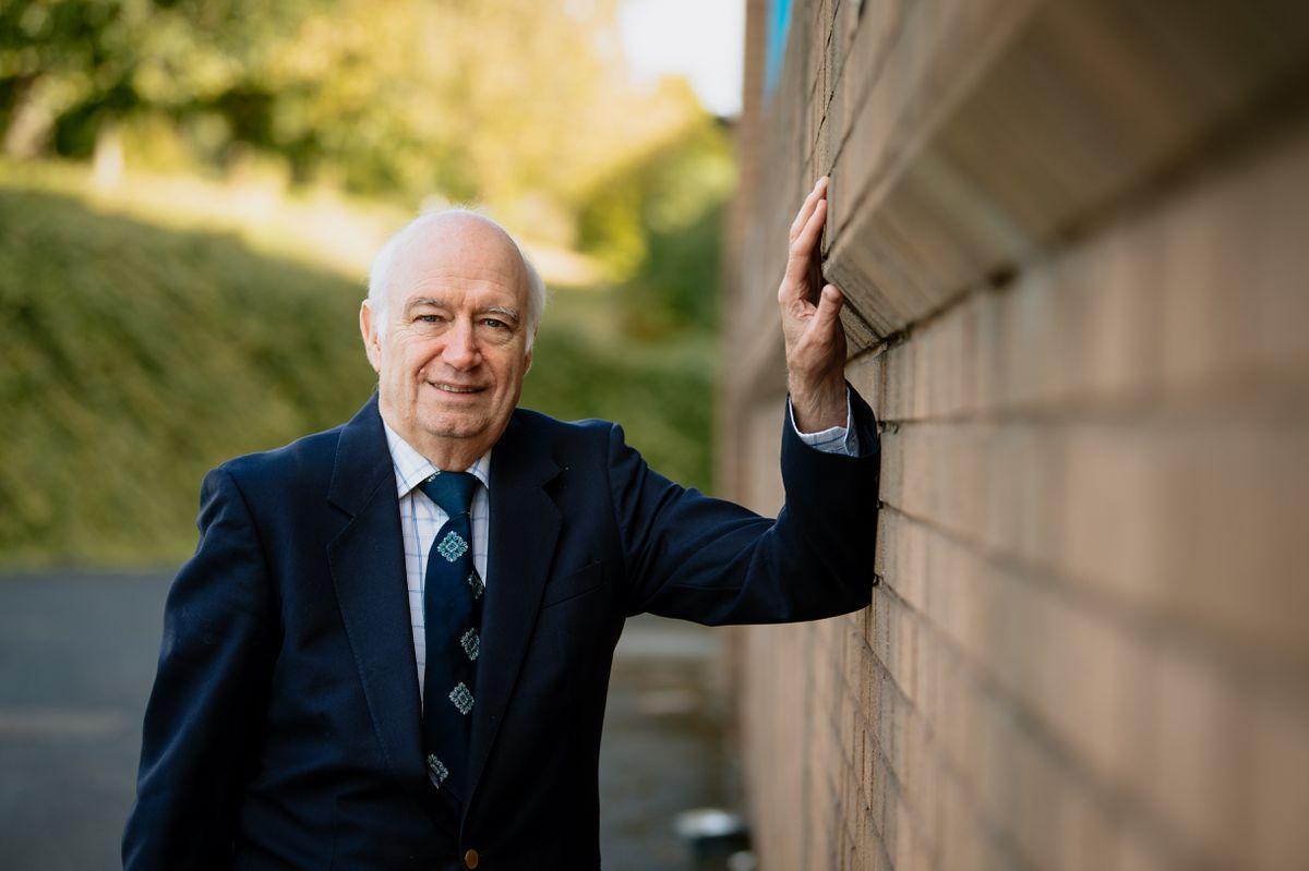 Bernie Lewis, chairman of Wrekin Landlords Association