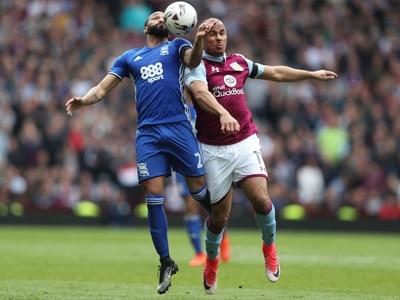 Aston Villa striker Gabriel Agbonlahor facing battle to feature against Birmingham City