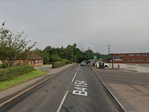 Lime Lane in Little Wyrley, with the former kennel site picture on the right. Photo: Google