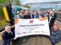 Andy Street comment: Chase Line is part of region's transport revolution
