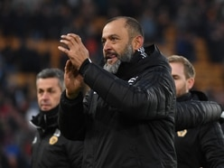 Nuno happy with Wolves reaction in Sheffield United draw