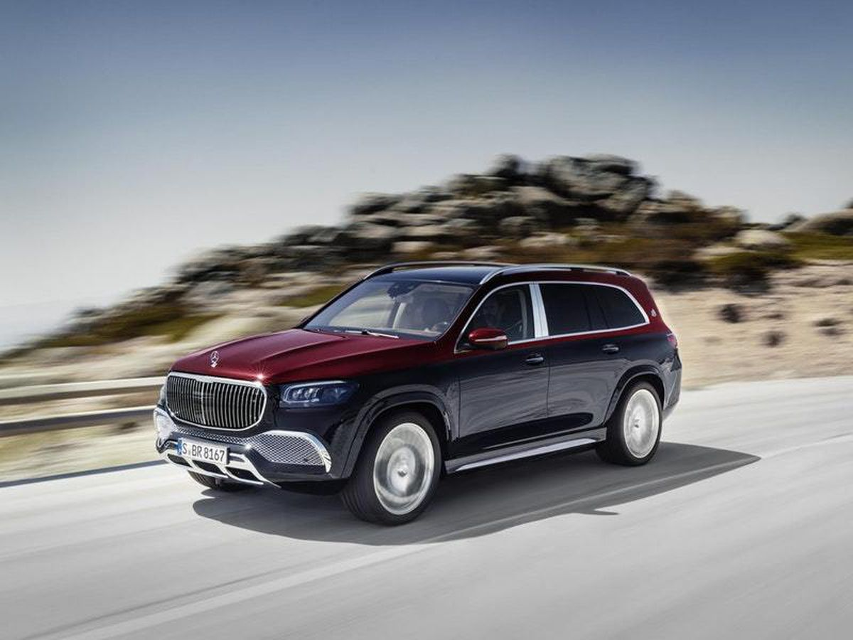 Ultra-luxurious Mercedes-Maybach GLS revealed