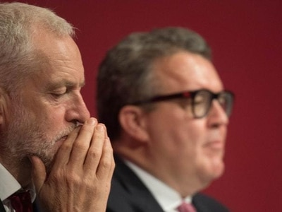 Labour divisions exposed as conference vote on Brexit ruled out