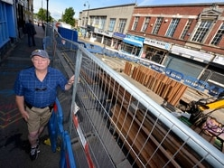 Just get on with it! Anger over Wolverhampton roadworks for gas main replacement