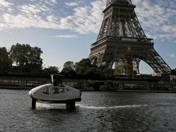Paris tests new bubble-shaped water taxi
