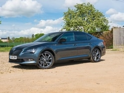 The Skoda Superb shapes up to be a summer sizzler