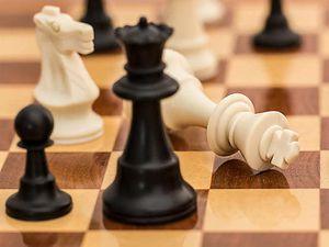 Maths on a chessboard
