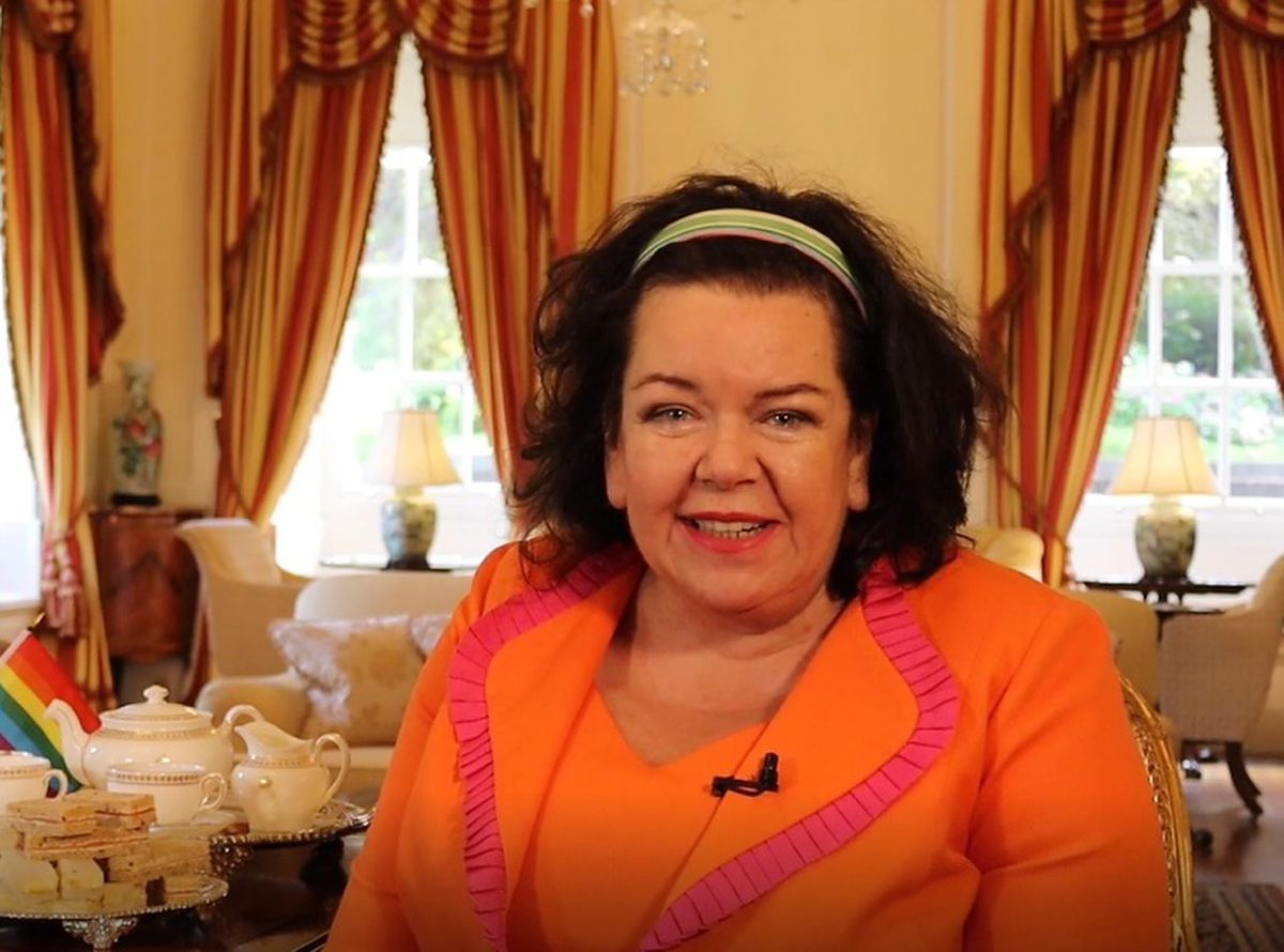 Dame Karen Pierce