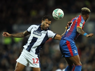 Carabao Cup: West Brom 3 Crystal Palace 0 - Report and pictures
