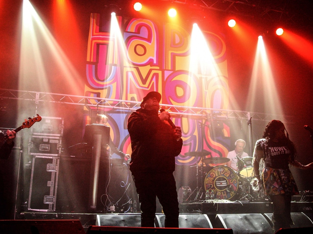 Happy Mondays, O2 Institute, Birmingham - in pictures