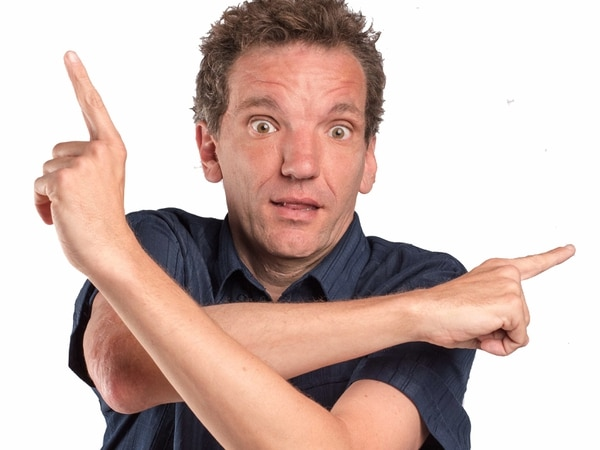 Henning Wehn coming to Brierley Hill Civic Hall
