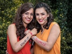 Penkridge sisters 'stand up to cancer' after disease deals double blow