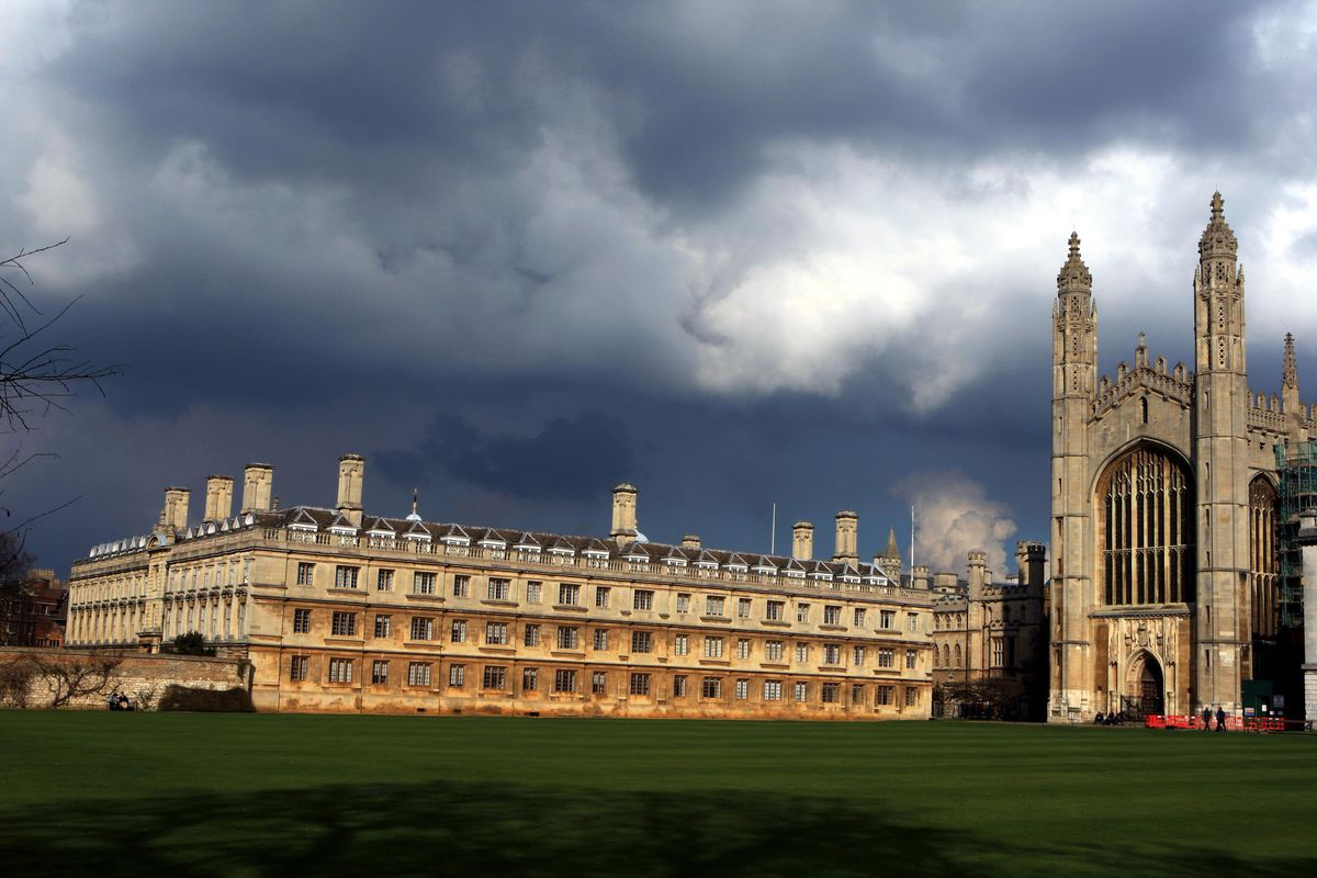 Cambridge University has already said it is looking to transfer its teaching online