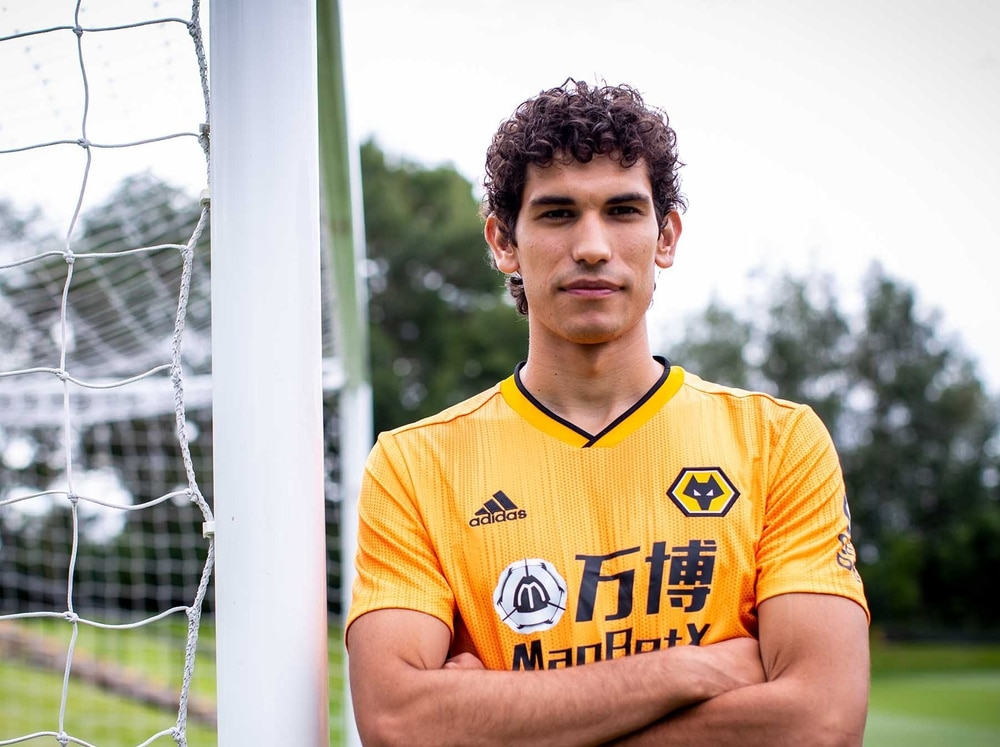 Wolves sign Real Madrid defender Jesus Vallejo