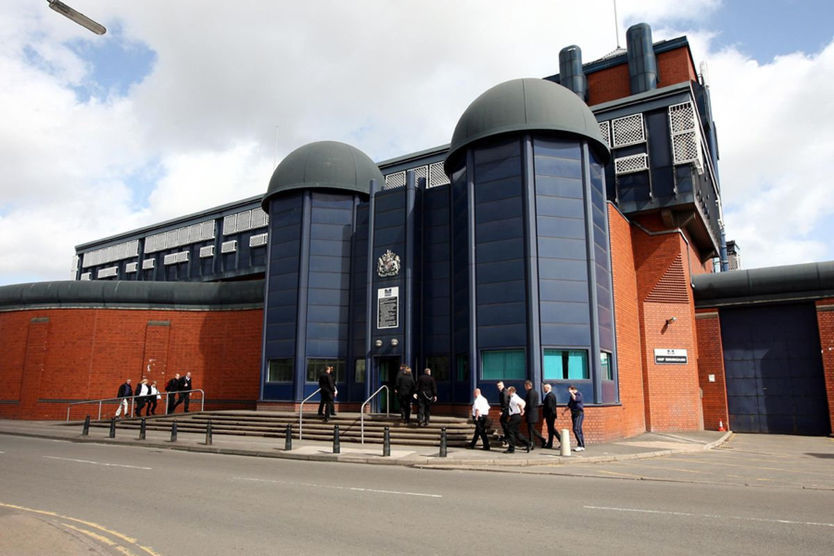 The killer was found dead at HMP Birmingham.