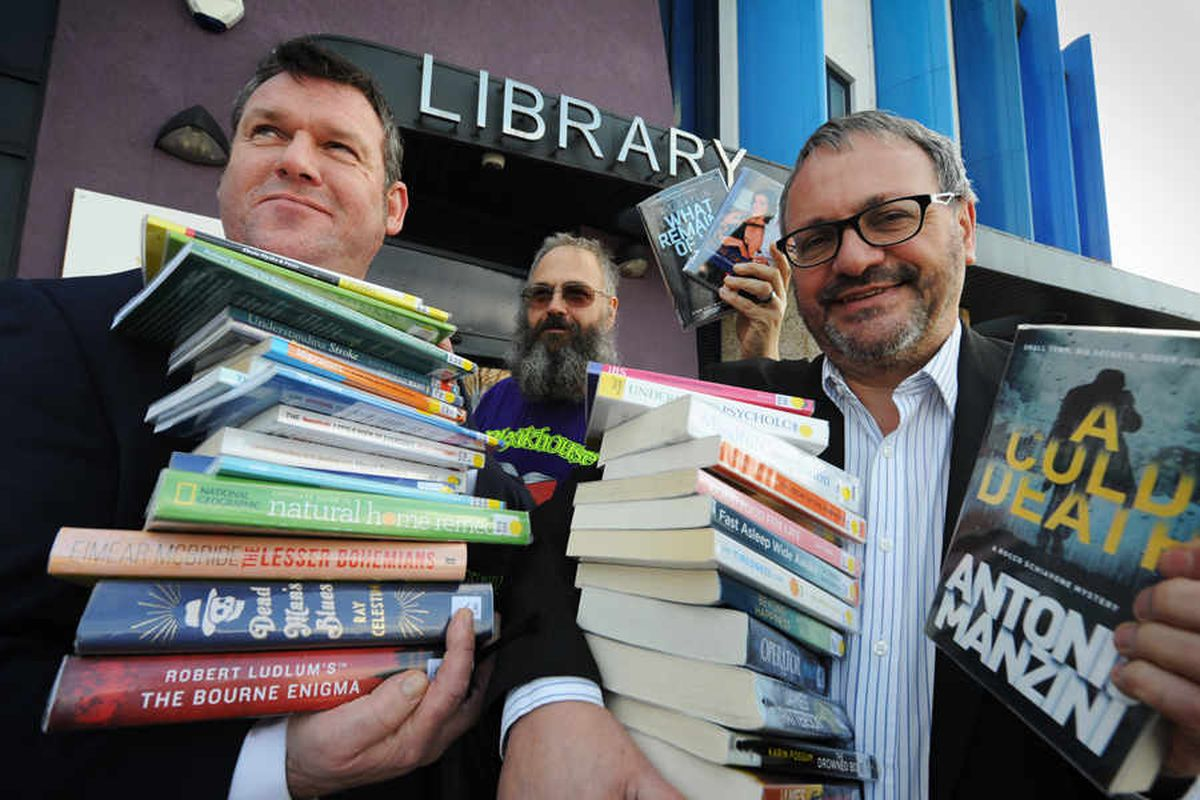 Sandwell libraries among best in country