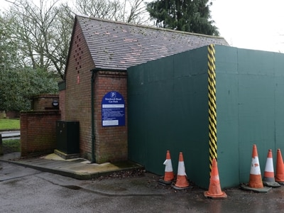 Vandals damage Tettenhall Pool toilets
