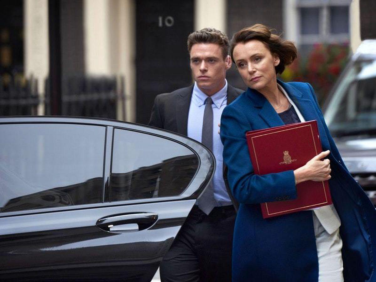 BBC One's Bodyguard