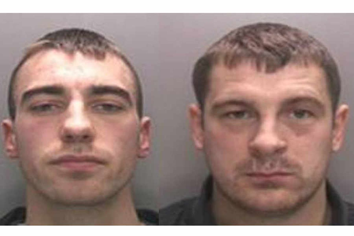 Brothers arrested over car-key burglaries