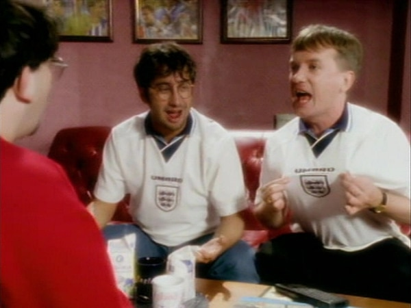 England songs which hit – and missed – the target
