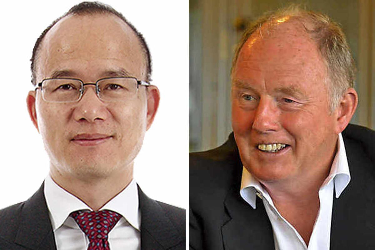 Wolves SOLD: £30m Fosun International takeover deal is complete as Jez Moxey steps down