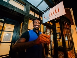Former Wolves cult hero Mo Camara opens wine bar in Tettenhall
