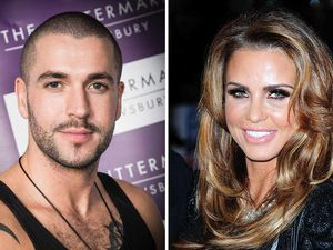 Shayne Ward and Katie Price to manage football teams in Walsall fundraiser