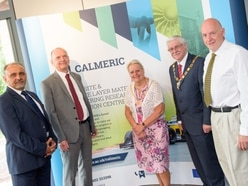 £1.8m project launched by Wolverhampton Uni to help businesses