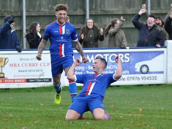 Chasetown 2 Glossop North End 2 - Report and pictures