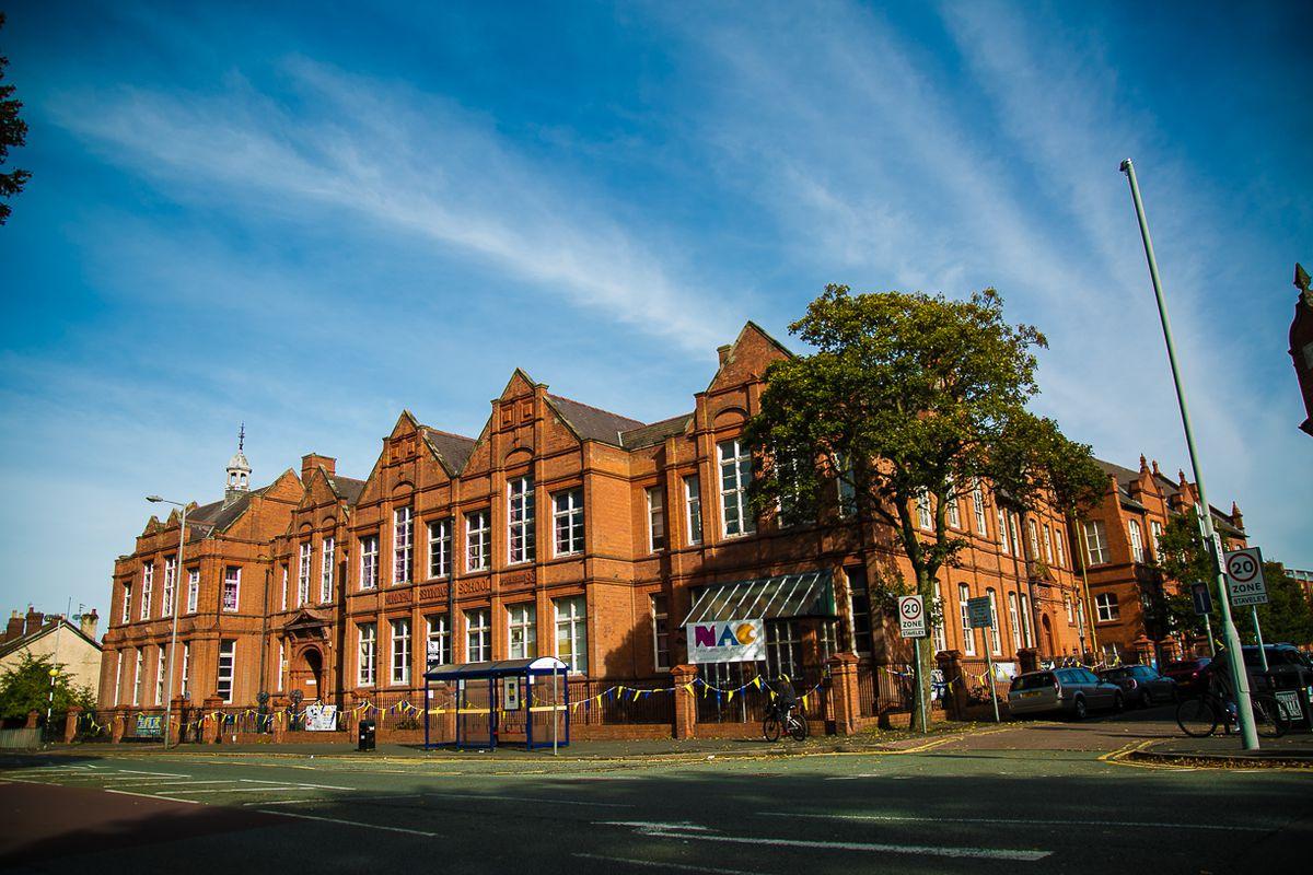 Newhampton Arts Centre (Image: Jamie Baker)