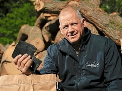 On fire with flavour: Meet the Shropshire charcoal producers