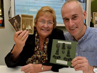 First World War photograph collection revealed in Staffordshire