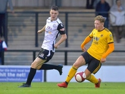 England trials for young Hednesford Town trio
