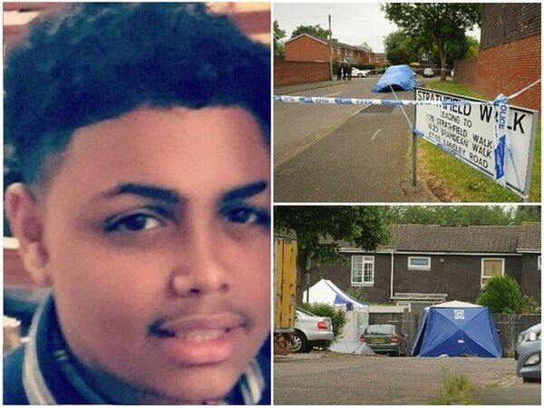 Keelan Wilson, aged 15, was found fatally stabbed near his home in the Merry Hill area of Wolverhampton prompting a major murder investigation