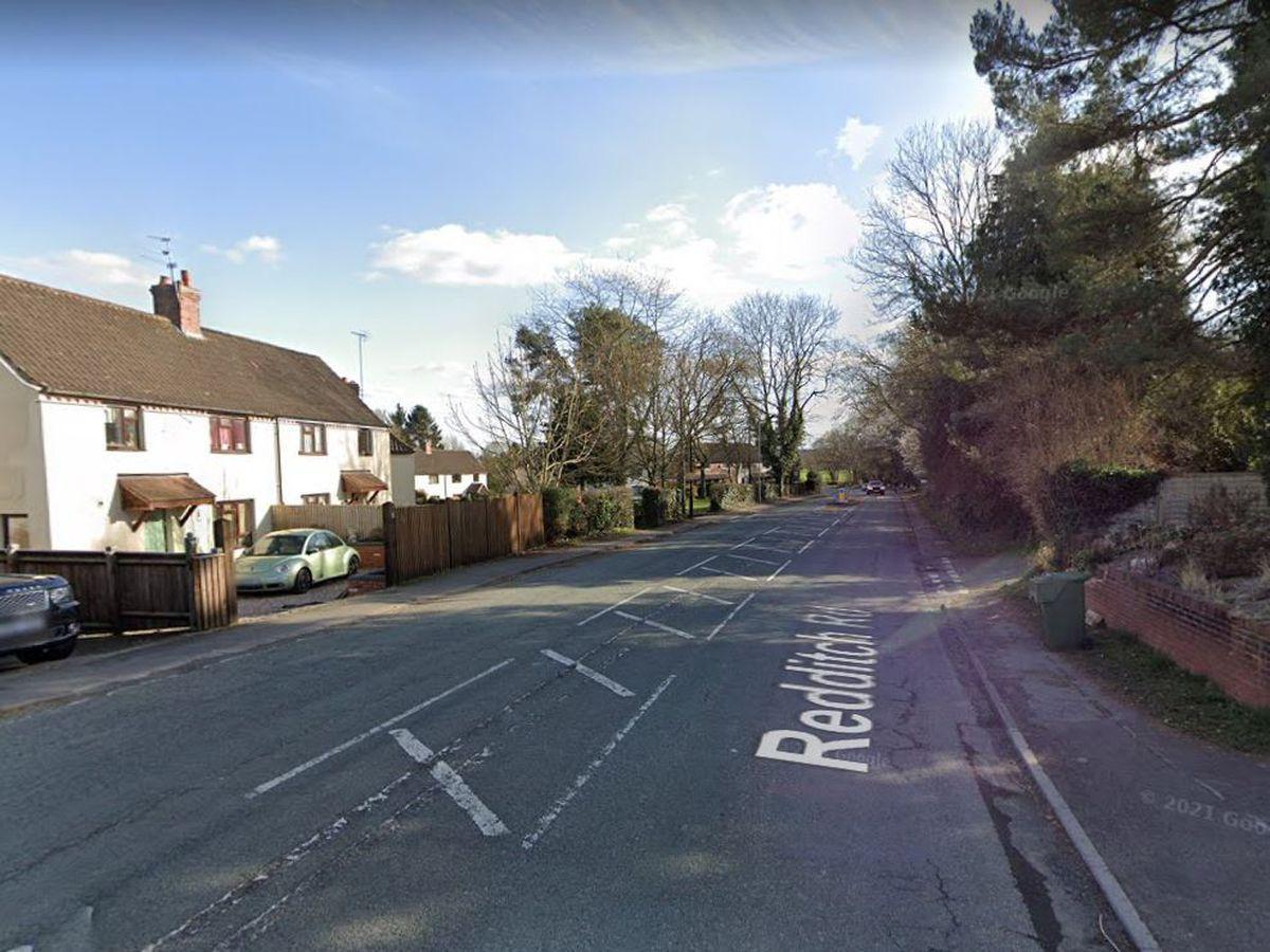 Redditch Road in Alvechurch. Photo: Google