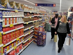 Discount B&M superstore opens in Wolverhampton city centre