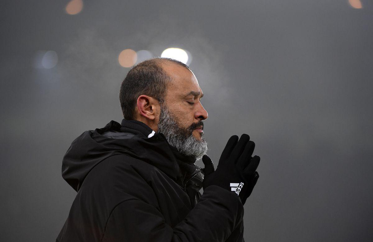 Nuno Espirito Santo is hopeful of signings (AMA/Sam Bagnall)