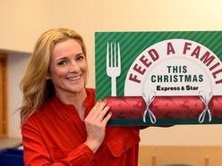 TV's Gabby Logan backs Express & Star food appeal