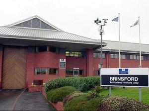 HMP Brinsford in Featherstone