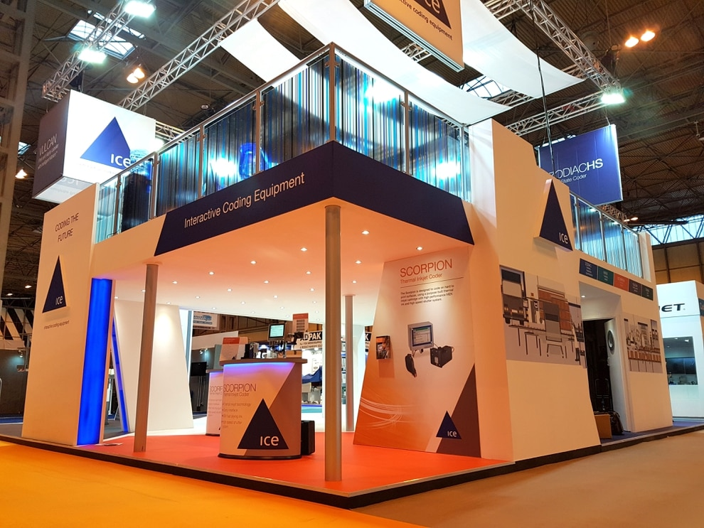 Exhibition Stand Design Walsall : Black country events business stands tall with hsbc support
