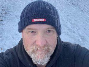 Neil Hargreaves on the Wrekin