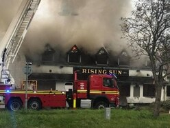 Teenage arsonist started £1.4 million pub blaze next to A5