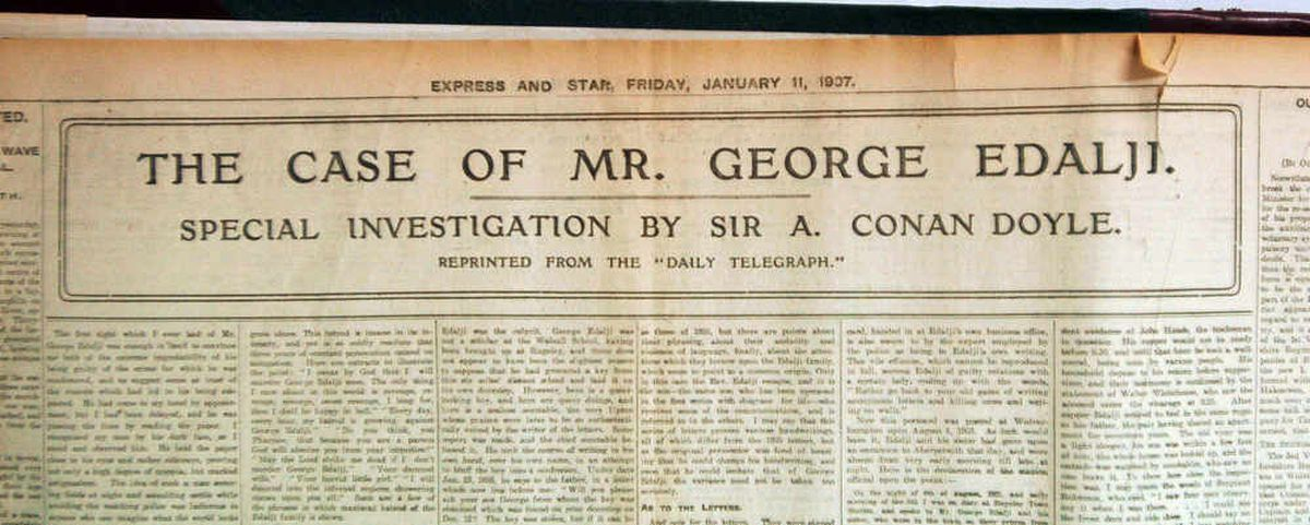The story from the time in the Express & Star.
